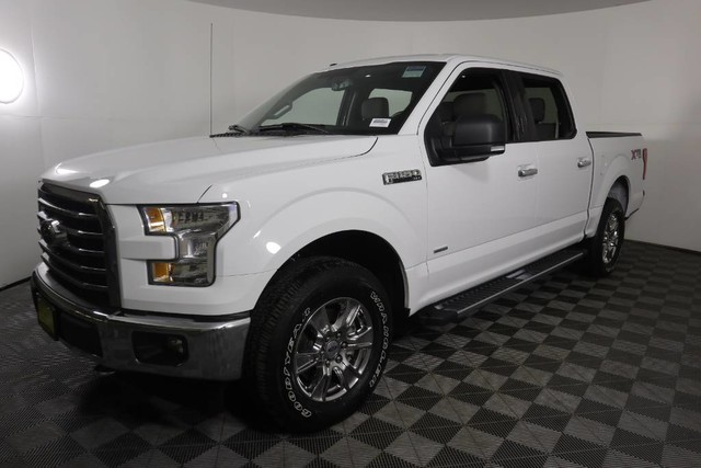 2017 Ford F-150 SuperCrew Cab 4x4, Pickup #JCU2877 - photo 1