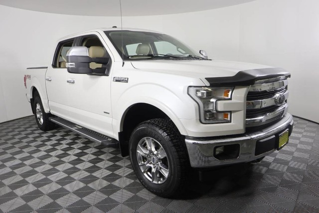 2017 Ford F-150 SuperCrew Cab 4x4, Pickup #JCU2915 - photo 17