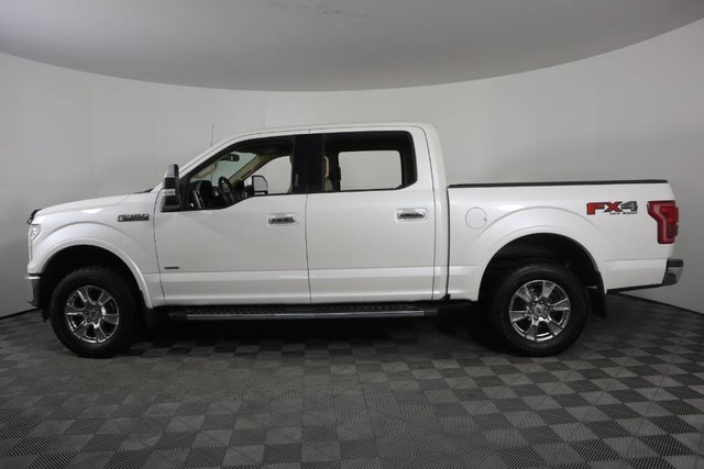 2017 Ford F-150 SuperCrew Cab 4x4, Pickup #JCU2915 - photo 5