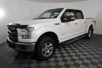 2017 Ford F-150 SuperCrew Cab 4x4, Pickup #JCU2915 - photo 1