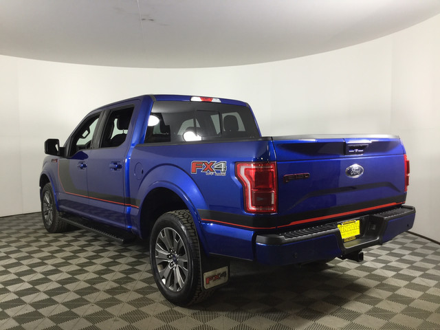 2017 F-150 SuperCrew Cab 4x4, Pickup #JCU2916 - photo 1