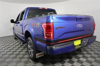 2017 F-150 SuperCrew Cab 4x4, Pickup #JCU2916 - photo 2