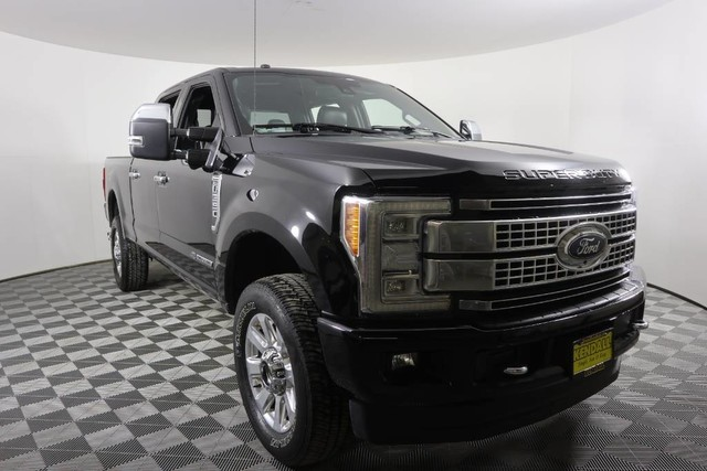 2018 F-350 Crew Cab 4x4, Pickup #JCU3033 - photo 1