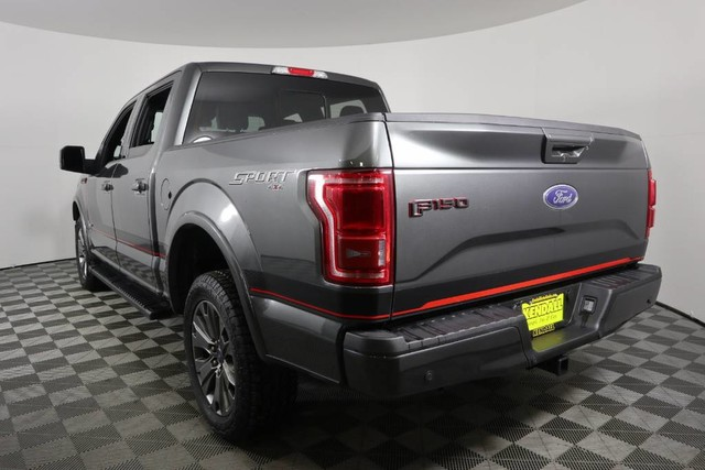 2017 F-150 SuperCrew Cab 4x4, Pickup #JCU3113 - photo 2