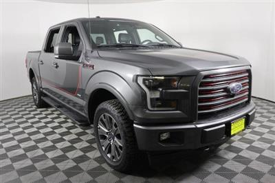 2017 F-150 SuperCrew Cab 4x4, Pickup #JCU3113 - photo 1