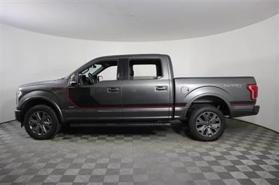 2017 F-150 SuperCrew Cab 4x4, Pickup #JCU3113 - photo 6