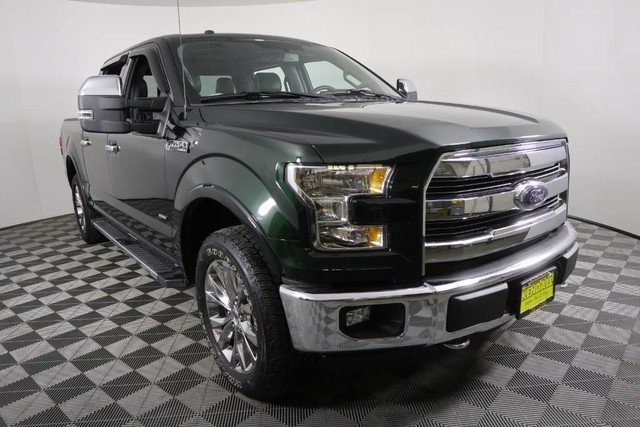 2016 F-150 SuperCrew Cab 4x4, Pickup #JCU3116 - photo 3