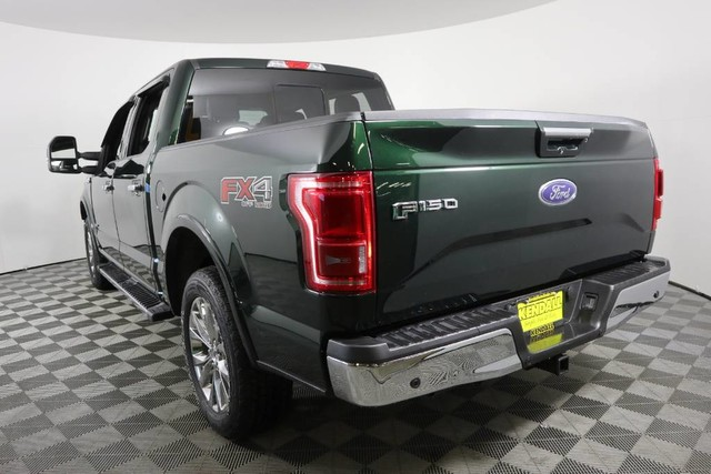 2016 F-150 SuperCrew Cab 4x4, Pickup #JCU3116 - photo 2
