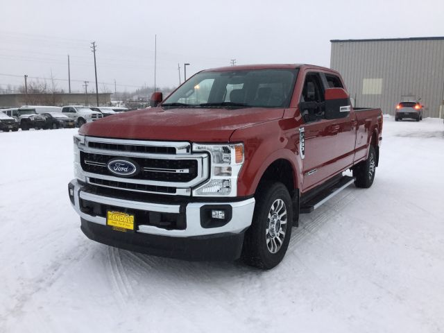 2020 Ford F-350 Crew Cab 4x4, Pickup #JEC1081 - photo 1
