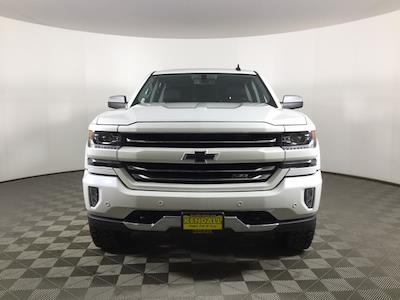 2018 Chevrolet Silverado 1500 Crew Cab 4x4, Pickup #JEC1089B - photo 3