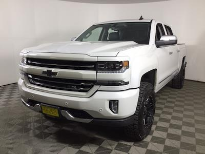 2018 Chevrolet Silverado 1500 Crew Cab 4x4, Pickup #JEC1089B - photo 4