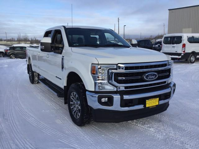 2020 Ford F-350 Crew Cab 4x4, Pickup #JEC1464 - photo 1