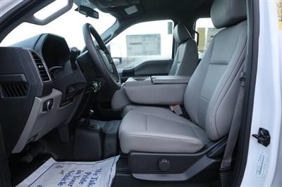2019 F-550 Crew Cab DRW 4x4, Platform Body #JF14800 - photo 7
