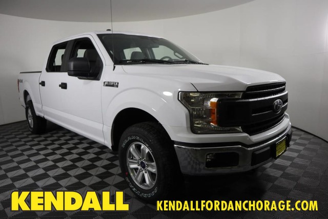 2019 F-150 SuperCrew Cab 4x4, Pickup #JF15179 - photo 1