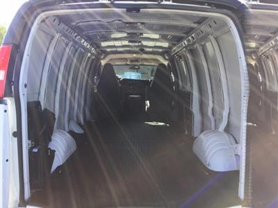 2017 GMC Savana 2500 RWD, Empty Cargo Van #JF15285A - photo 2