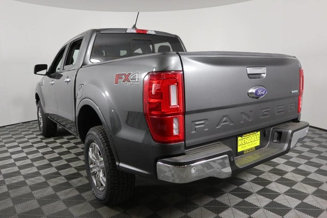 2019 Ford Ranger SuperCrew Cab 4x4, Pickup #JF15298 - photo 2