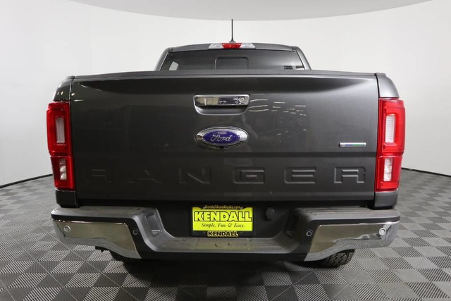 2019 Ford Ranger SuperCrew Cab 4x4, Pickup #JF15298 - photo 4