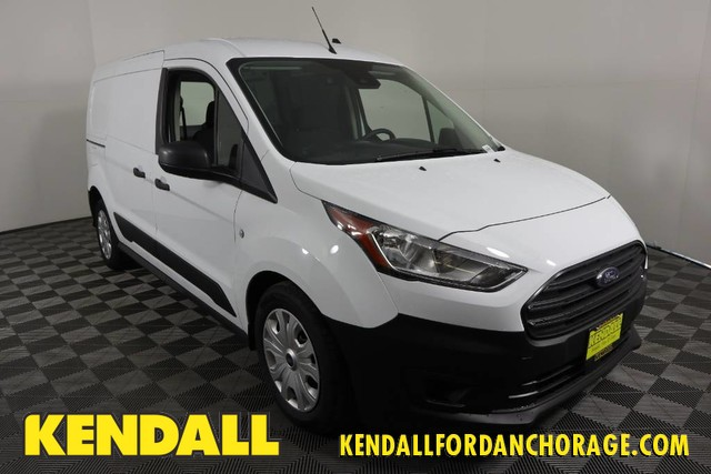 2020 Ford Transit Connect FWD, Empty Cargo Van #JF15337 - photo 1