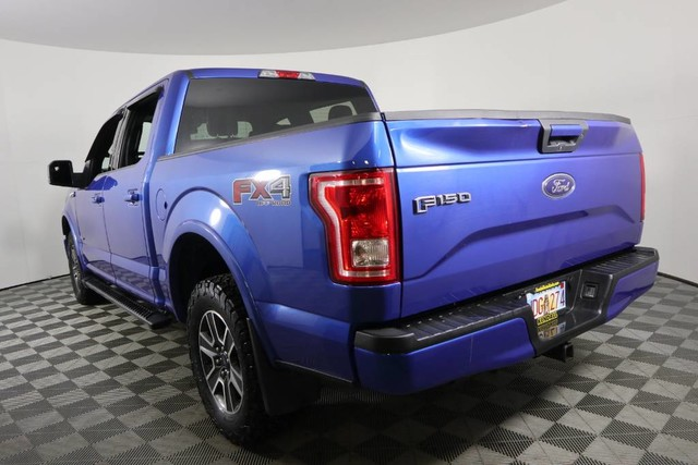 2016 Ford F-150 SuperCrew Cab 4x4, Pickup #JF15345A - photo 1
