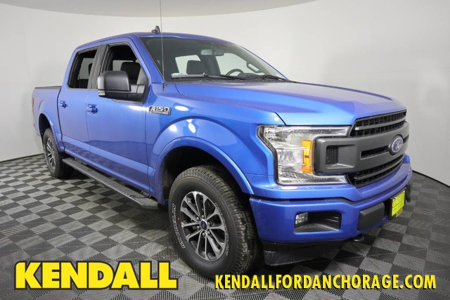 2019 F-150 SuperCrew Cab 4x4, Pickup #JF15360 - photo 1