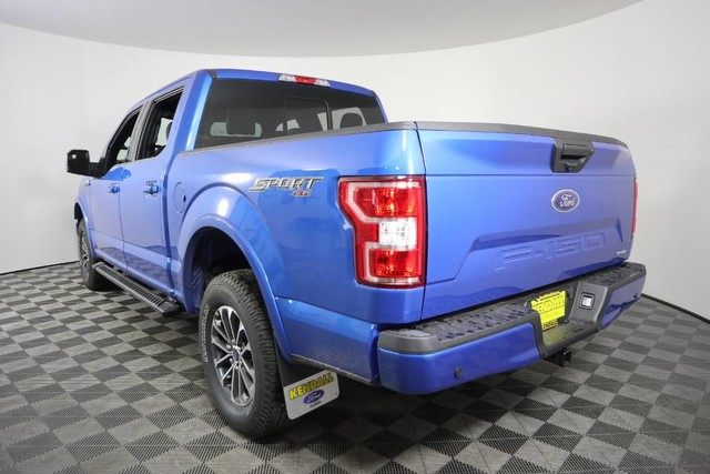 2019 F-150 SuperCrew Cab 4x4, Pickup #JF15360 - photo 2