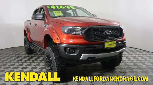 2019 Ranger SuperCrew Cab 4x4, Pickup #JF15498 - photo 1