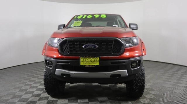 2019 Ranger SuperCrew Cab 4x4, Pickup #JF15498 - photo 3