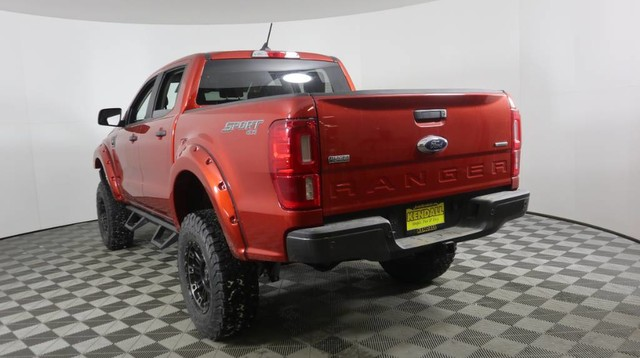 2019 Ranger SuperCrew Cab 4x4, Pickup #JF15498 - photo 9