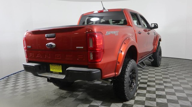 2019 Ranger SuperCrew Cab 4x4, Pickup #JF15498 - photo 2