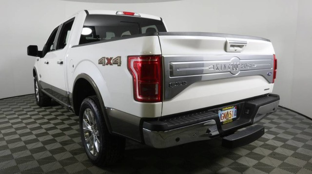 2015 F-150 SuperCrew Cab 4x4, Pickup #JF15532A - photo 2