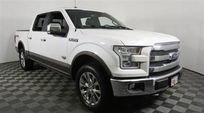 2015 F-150 SuperCrew Cab 4x4, Pickup #JF15532A - photo 3