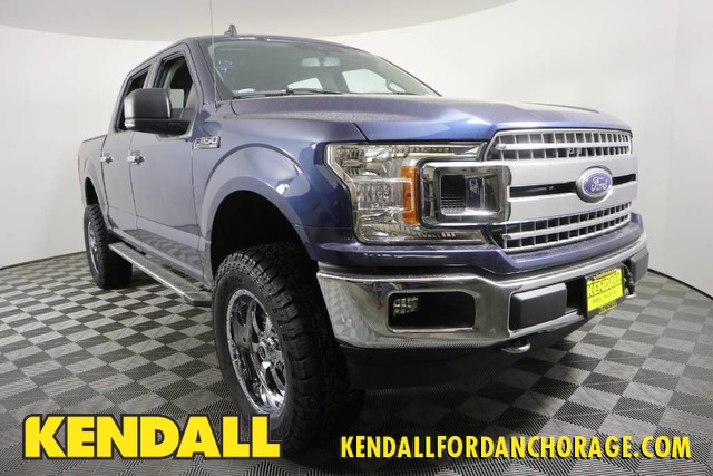 2019 F-150 SuperCrew Cab 4x4, Pickup #JF15627 - photo 1