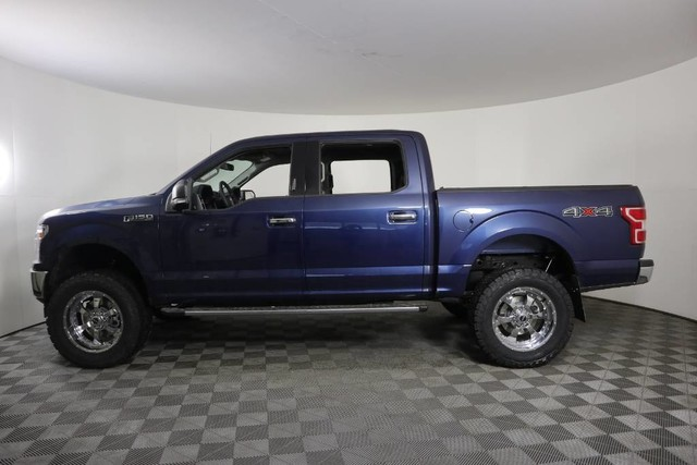 2019 F-150 SuperCrew Cab 4x4, Pickup #JF15627 - photo 4