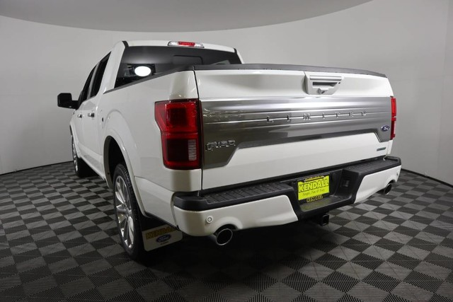 2020 Ford F-150 SuperCrew Cab 4x4, Pickup #JF15687 - photo 1