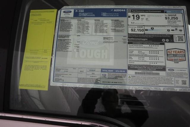 2020 Ford F-150 SuperCrew Cab 4x4, Pickup #JF15699 - photo 13