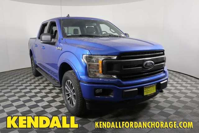 2020 F-150 SuperCrew Cab 4x4, Pickup #JF15757 - photo 1
