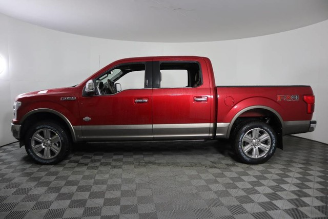 2020 Ford F-150 SuperCrew Cab 4x4, Pickup #JF15764 - photo 4