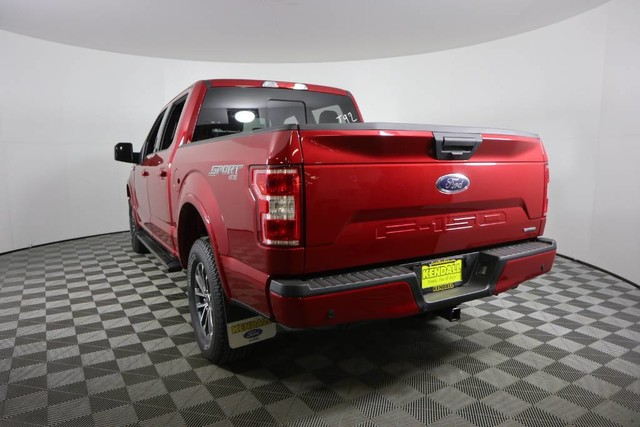 2020 F-150 SuperCrew Cab 4x4, Pickup #JF15848 - photo 2
