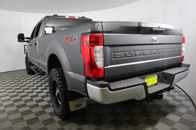 2020 Ford F-350 Crew Cab 4x4, Pickup #JF15878 - photo 2