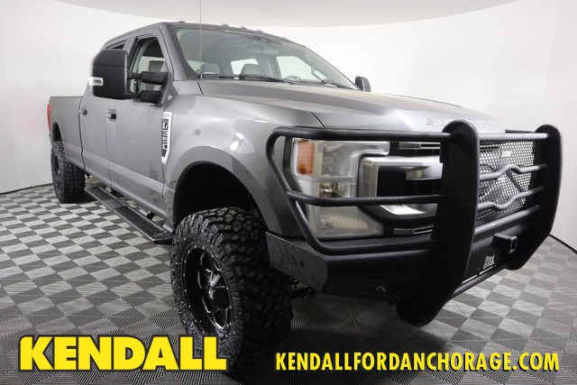 2020 Ford F-350 Crew Cab 4x4, Pickup #JF15878 - photo 1