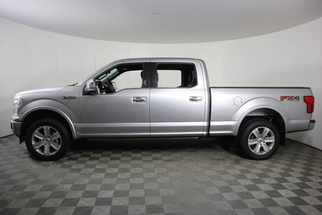 2020 F-150 SuperCrew Cab 4x4, Pickup #JF15896 - photo 4