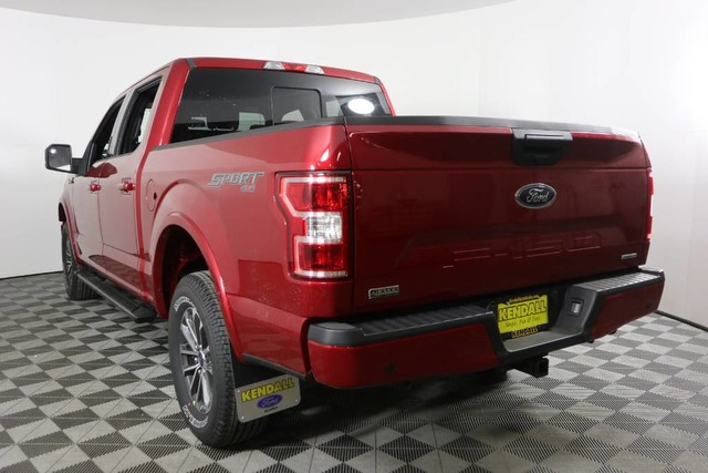 2020 Ford F-150 SuperCrew Cab 4x4, Pickup #JF15909 - photo 1
