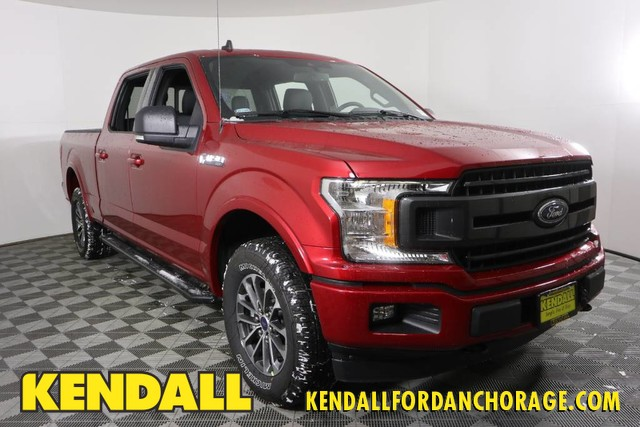 2020 Ford F-150 SuperCrew Cab 4x4, Pickup #JF15910 - photo 1