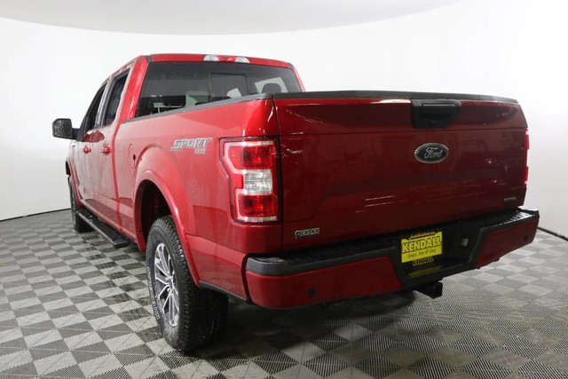 2020 Ford F-150 SuperCrew Cab 4x4, Pickup #JF15910 - photo 2