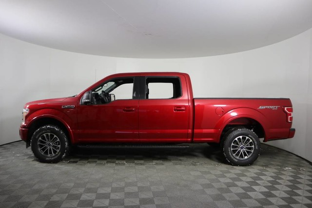2020 F-150 SuperCrew Cab 4x4, Pickup #JF15910 - photo 4