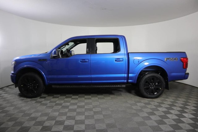 2020 Ford F-150 SuperCrew Cab 4x4, Pickup #JF15936 - photo 4