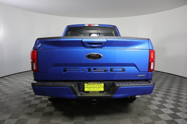 2020 Ford F-150 SuperCrew Cab 4x4, Pickup #JF15936 - photo 5