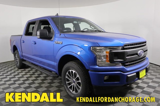 2020 Ford F-150 SuperCrew Cab 4x4, Pickup #JF15964 - photo 1