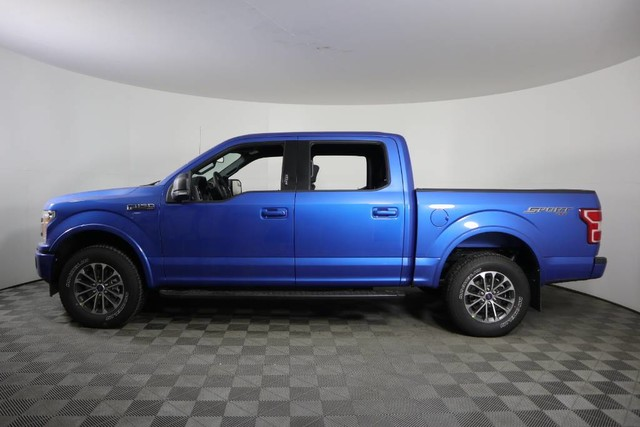 2020 Ford F-150 SuperCrew Cab 4x4, Pickup #JF15964 - photo 4