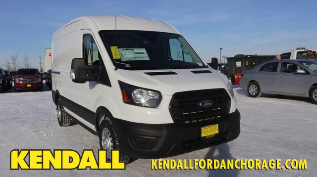 2020 Transit 150 Med Roof AWD, Empty Cargo Van #JF15976 - photo 1